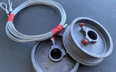garage door cable replacement near me