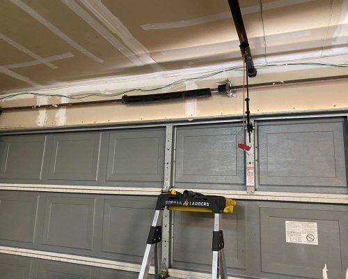 garage door spring repair near me